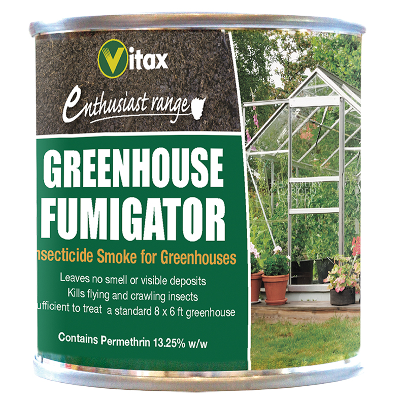 Picture of Vitax Greenhouse Fumigator Insecticide Smoke