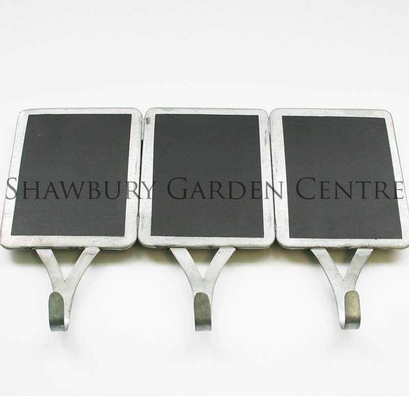 Picture of Parlane Mini Blackboards Trio with Hooks