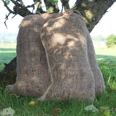 Picture of Haxnicks Jute Composting Sacks