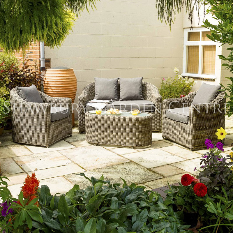 Picture of Rowlinson Bunbury 'Rattan' Sofa Set