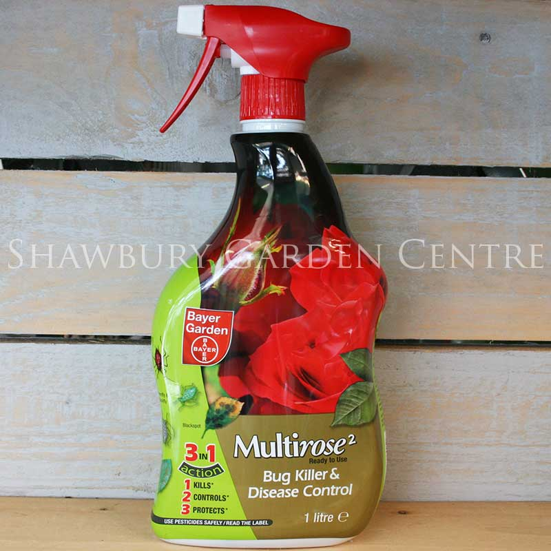 Picture of Bayer Garden Multirose² Bug Killer & Disease Control