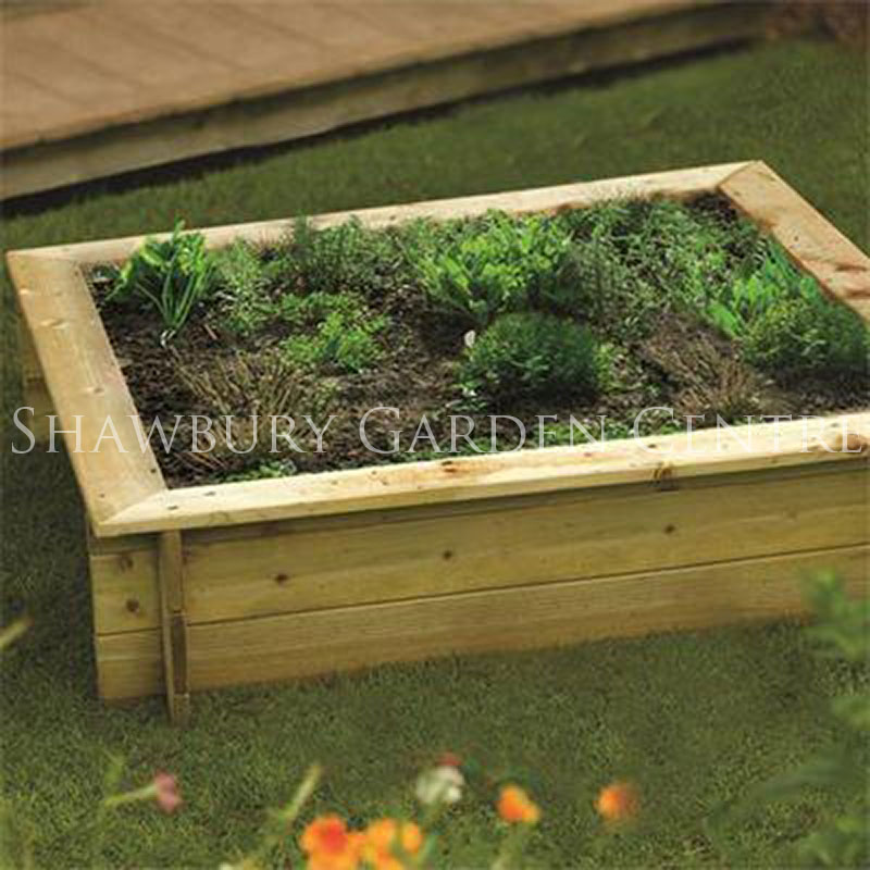 Picture of Rowlinson Raised Bed / Sandpit