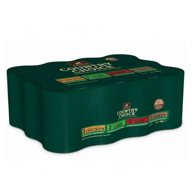 Picture of Gelert Country Choice Dog Food