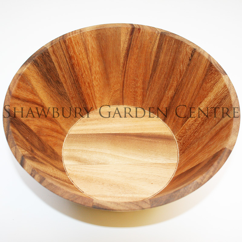 Picture of Parlane Wooden Salad Bowl