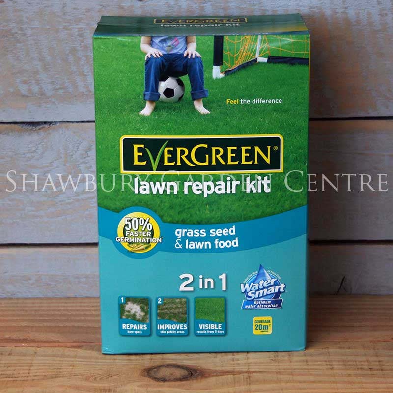 Picture of Scotts Evergreen Lawn Repair Kit