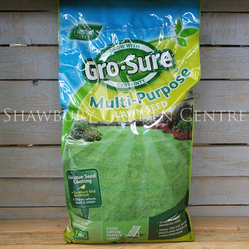 Picture of Westland Gro-Sure Multi-Purpose Lawn Seed