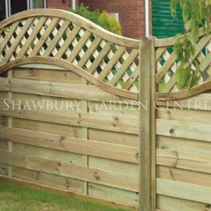 Picture of Grange Elite St Meloir Fence Panel