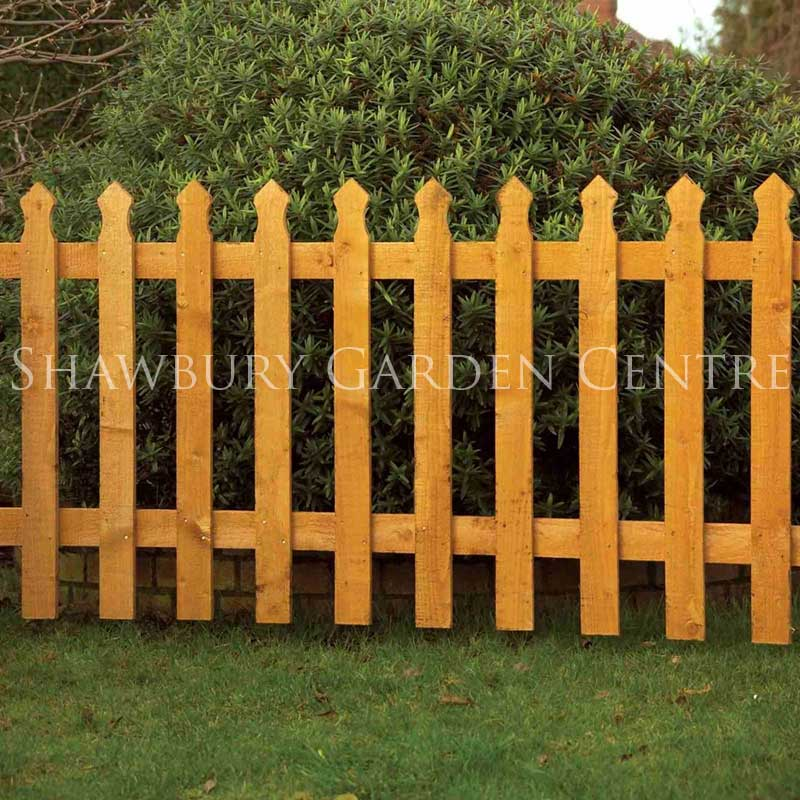 Picture of Grange Palisade Tulip Fence Panel