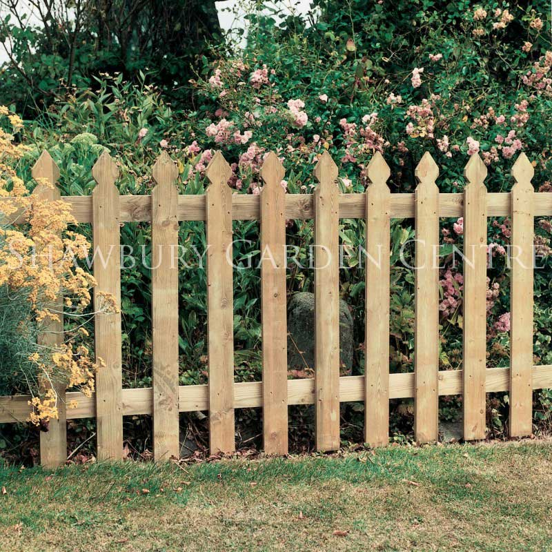 Picture of Grange Elite Palisade Fence Panel