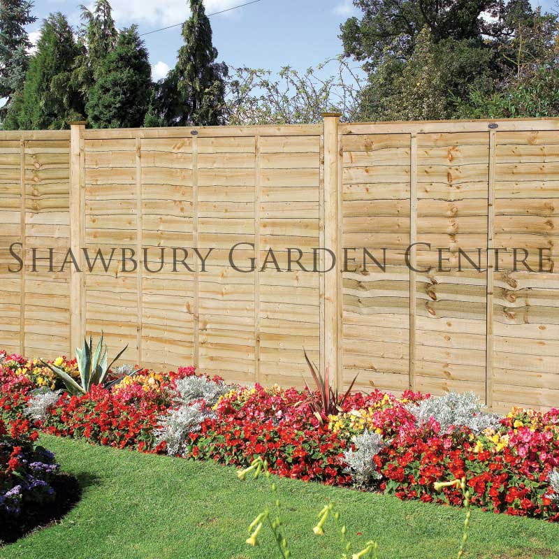 Picture of Grange Professional Lap Green Fence Panel