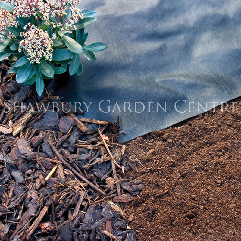 Picture of Weed Control Fabric: 50gsm