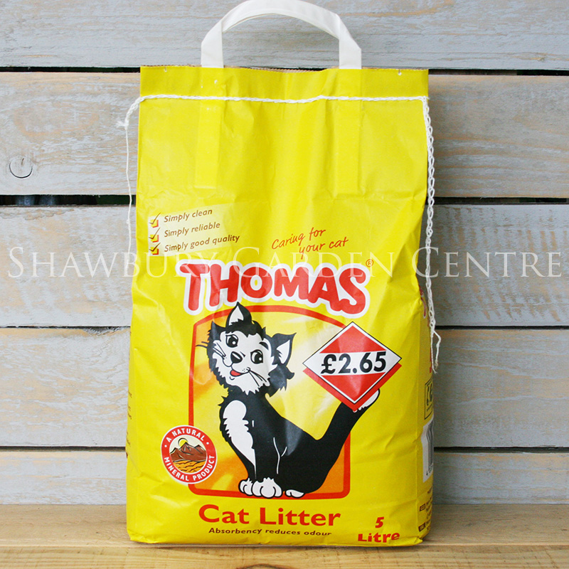 Picture of Thomas Cat Litter
