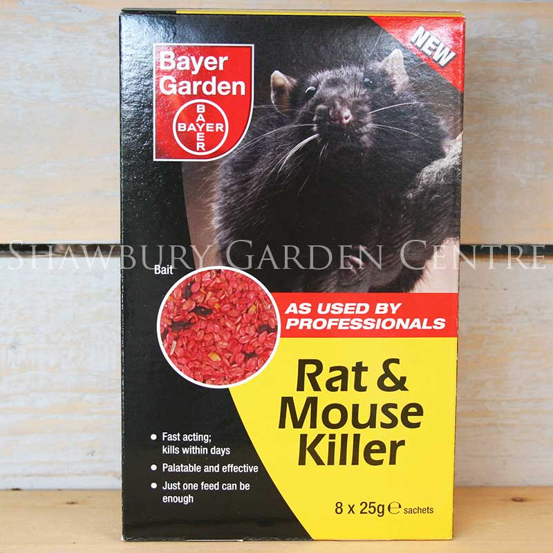 Picture of Bayer Garden Rat & Mouse Killer