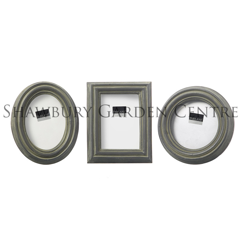 Picture of Parlane Dark Grey Photograph Frame