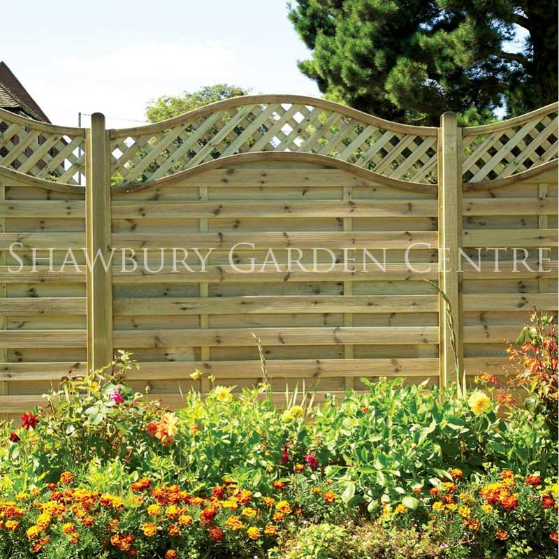 Picture of Fence Panels