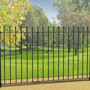 Picture of Metal Railings and Fencing