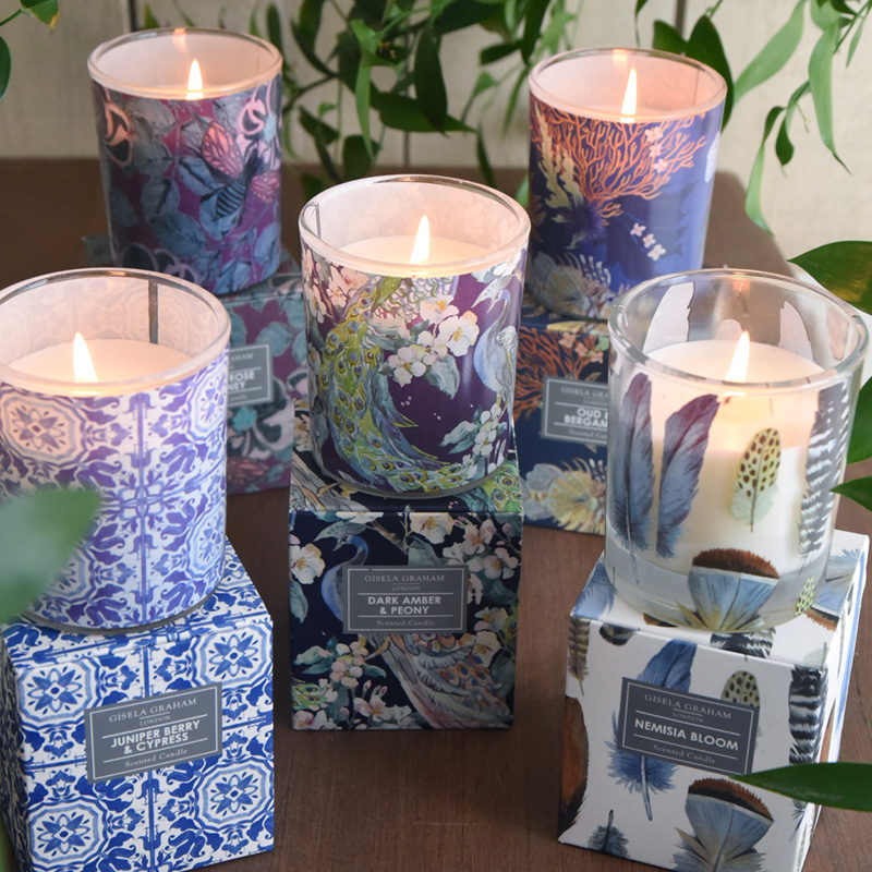 Picture of Candle & Tea Light Holders