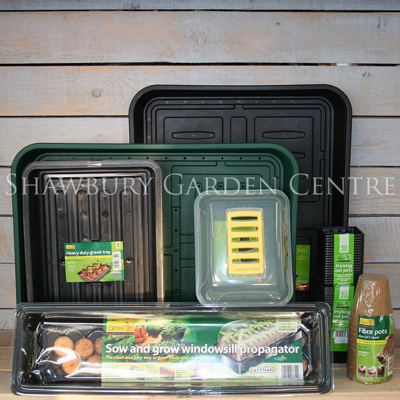 Picture of Seed Trays, Pots & Propagators