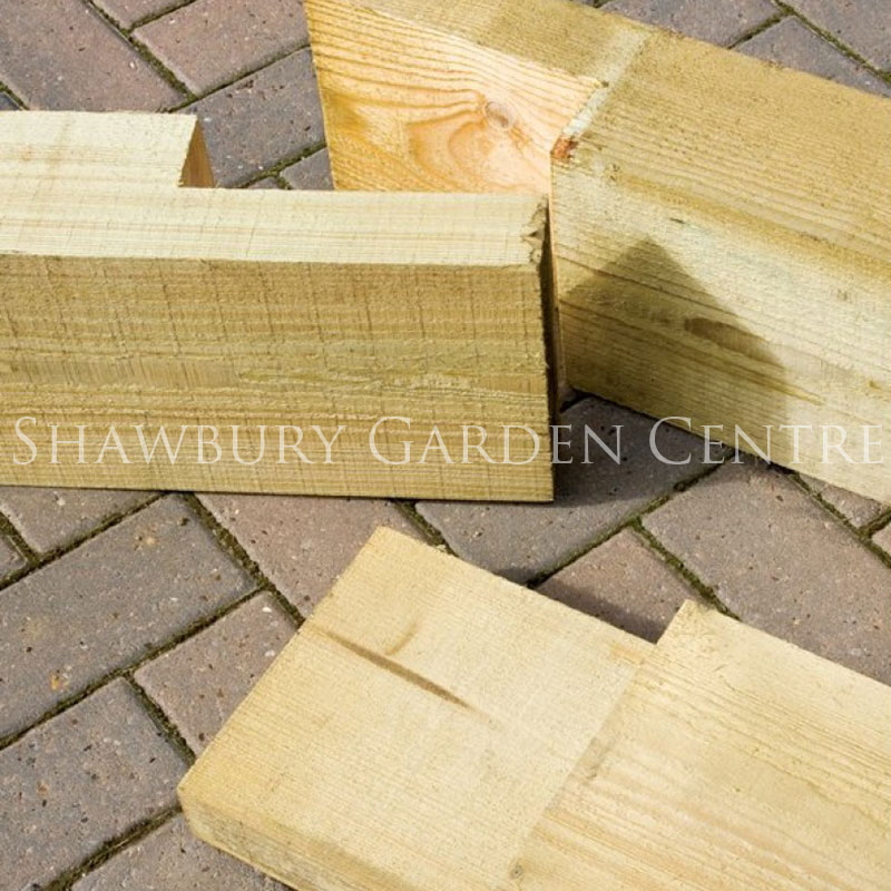 Picture of Railway Sleepers