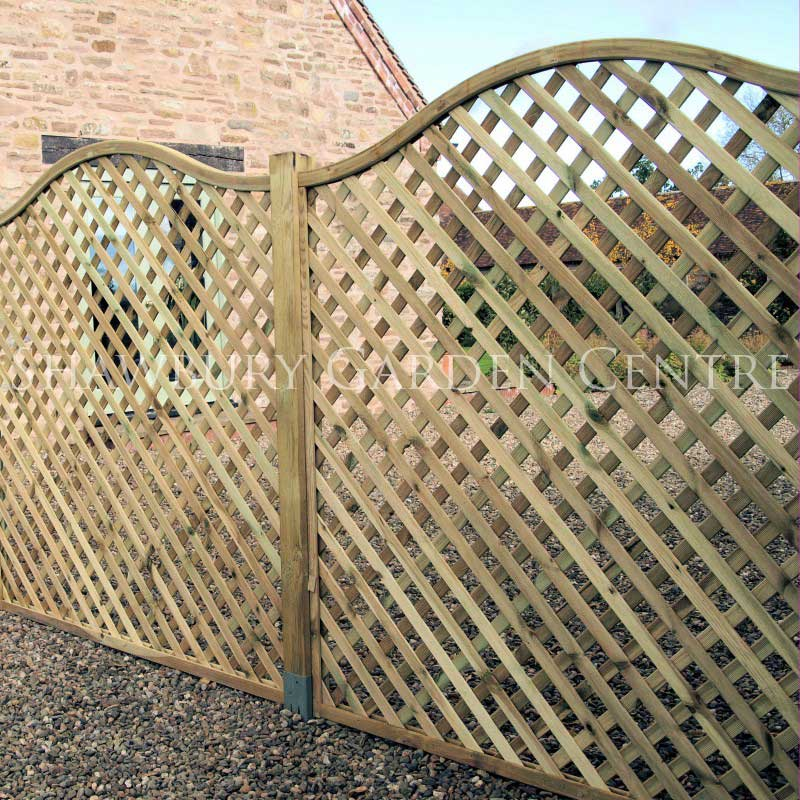 Picture of Garden Trellis Panels