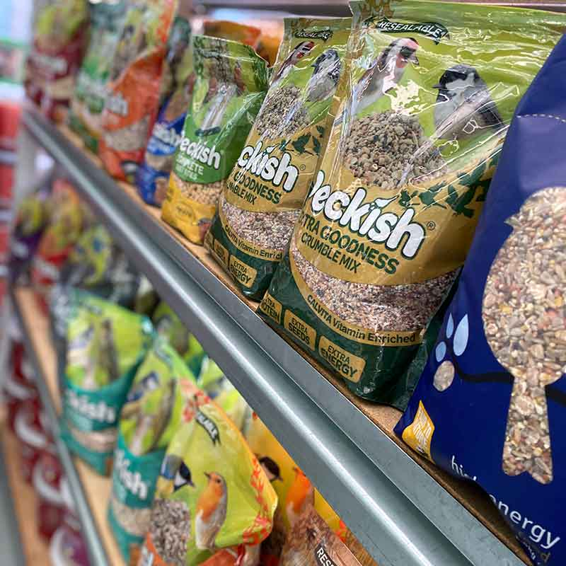 Picture of Wild Bird Food